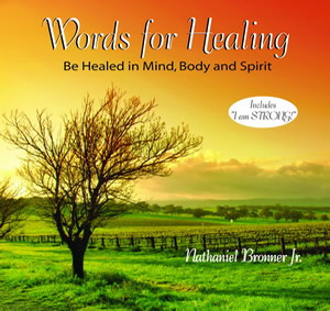 Words for Healing CD